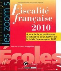 Fiscalité française 2010 : A jour de la loi de finances rectificative pour 2009 et de la loi de finances pour 2010