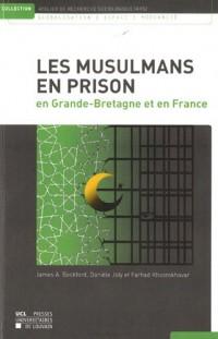 Les Musulmans en Prison en Grande-Bretagne et en France