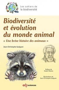 Biodiversité et évolution du monde animal :