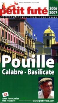 Le Petit Futé Pouille Calabre Basilicate