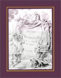 Mémoire sur la réformation de la police de France soumis au roi en 1749