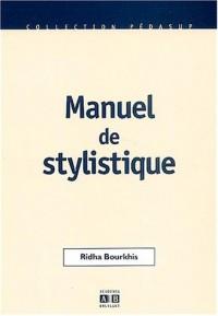 Manuel de stylistique