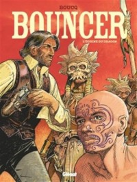 Bouncer - Tome 11: L'Échine du dragon