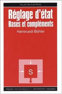 Réglage d'état : Bases et compléments