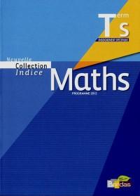 Maths Indice Terminale S Specifique Petit Format 2012