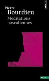 Méditations pascaliennes [Poche]