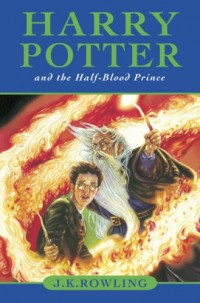 Harry Potter and the Half-Blood Prince Canadian Childrens' Paperback Edition