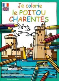 Je colorie le Poitou-Charentes