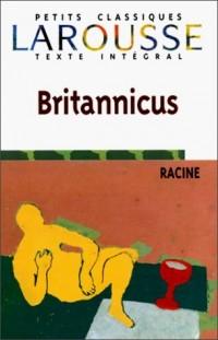 Britannicus, texte intégral