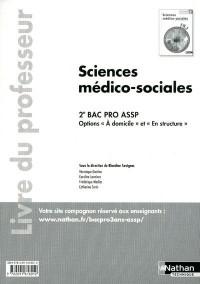 Sciences Medico-Sociales (Pochette) Deuxième Bac Pro Assp Professeur 2011