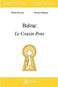 Balzac, Le Cousin Pons