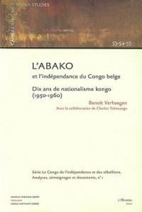 L'Abako et l'indépendance du Congo belge