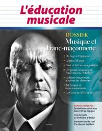 Ed.Musicale 565 Musique et Franc Maçonnerie