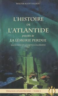L Histoire de l Atlantide  la Lemurie Perdue