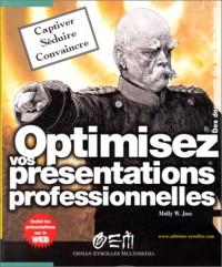 Optimisez vos présentations professionnelles