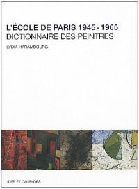 Dictionnaire des peintres de l'école
