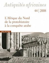 Antiquités africaines t 44
