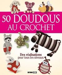 50 doudous au crochet