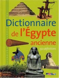 Dictionnaire de l'Égypte ancienne