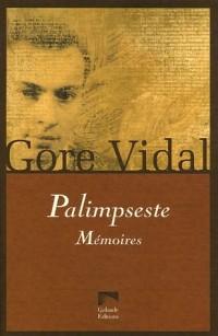 Palimpseste : Mémoires