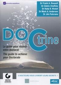DOCtrine: Le guide pour réussir votre doctorat