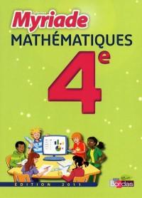 Cle Usb Non Adopt Maths 4e Myriade 11