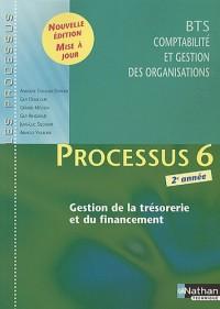 Processus 6 Gestion de la trésorerie et du financement BTS CGO 2e année