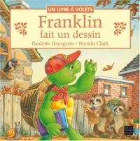 Franklin fait un dessin