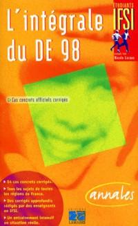 L intégrale du de 98