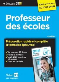 Concours Professeur des Ecoles 4e Edt