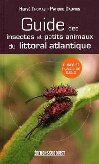 Guide Insectes et Petits Animaux des Dunes Atlantiques