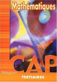 Mathématiques, CAP Tertiaires (Manuel)