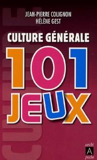 101 jeux de culture générale