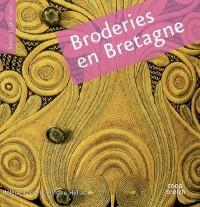 Broderie en Bretagne