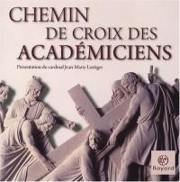 Chemin de croix des Académiciens : Présentation du cardinal Jean-Marie Lustiger
