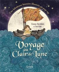 Voyage au clair de lune (livre pop-up)