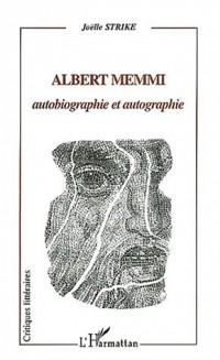 Albert Memmi : Autobiographie et autographie