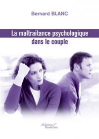 La maltraitance psychologique dans le couple