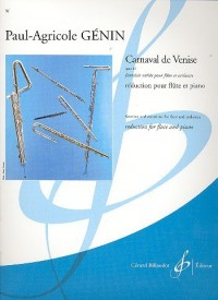Carnaval de Venise Opus 14