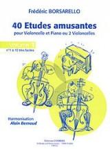 40 Etudes amusantes - vol.1