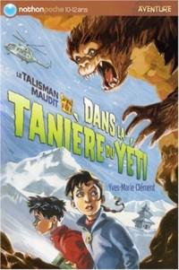 Le talisman maudit, Tome 2 : Dans la tanière du Yéti