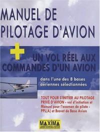Manuel de pilotage d'avion : Tout pour l'Examen Théorique de Pilote privé d'avion PPL (A) et Brevet de base avion