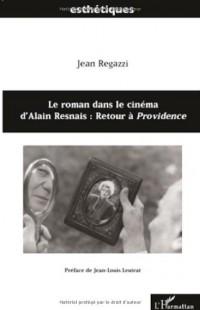 Le roman dans le cinéma d'Alain Resnais : retour à Providence