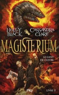 Magisterium - tome 02 : Le gant de cuivre (2)