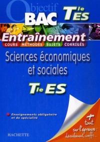 Sciences économiques et sociales Tle ES : Enseignements obligatoire et de spécialité