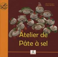 L'ogre et le clown : Atelier de pâte à sel
