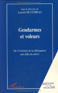 Gendarmes et voleurs : De l'évolution de la délinquance aux défis du métier