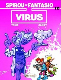 Spirou & Fantasio : Book 10, Virus