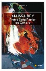Pierre Sang Papier ou Cendre [Poche]