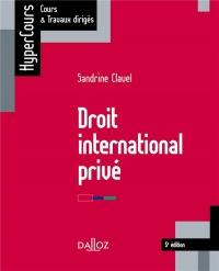 Droit international privé - 5e éd.